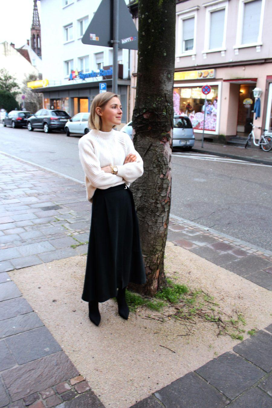 The Massimo Dutti Skirt