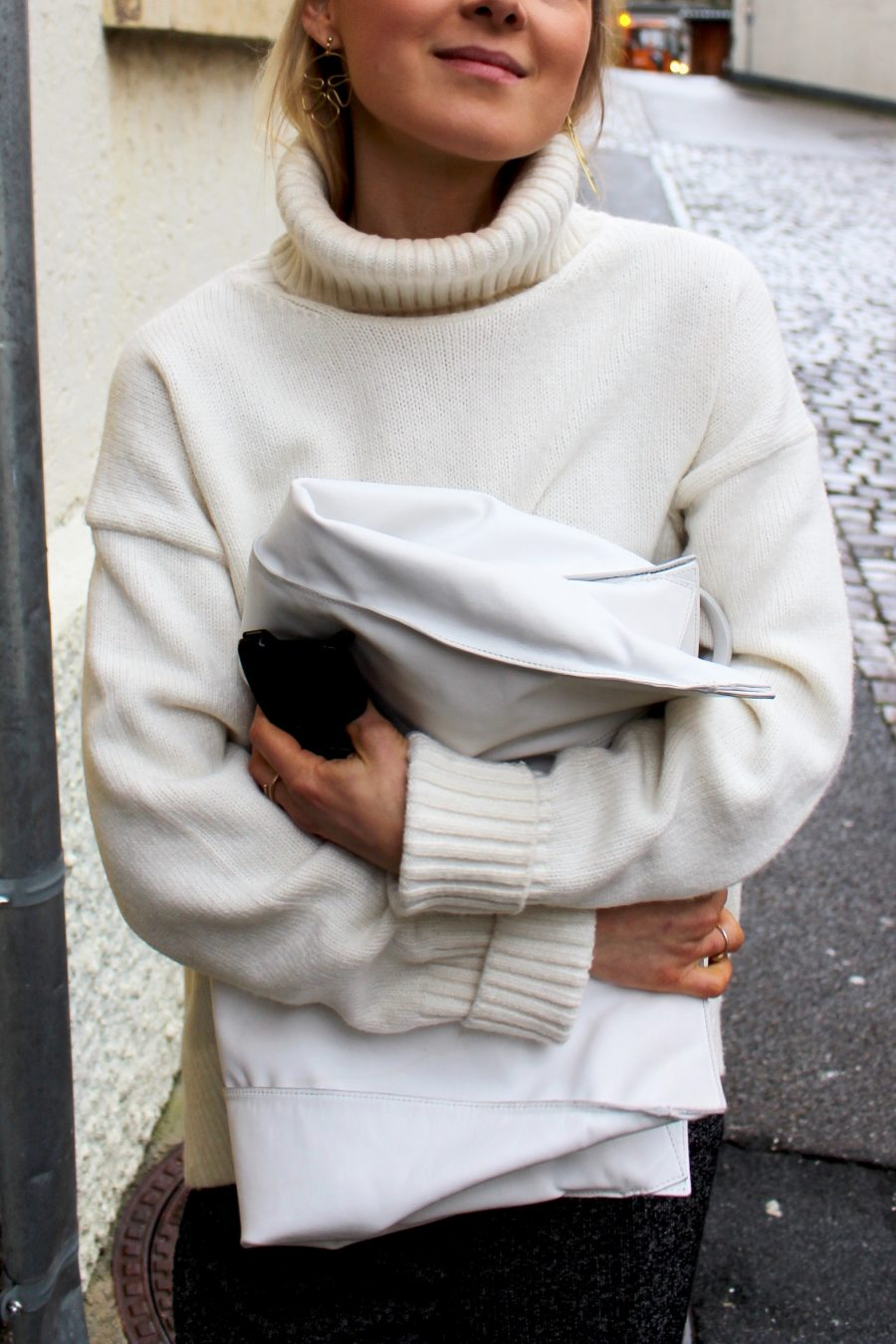 cozy sweater H&M