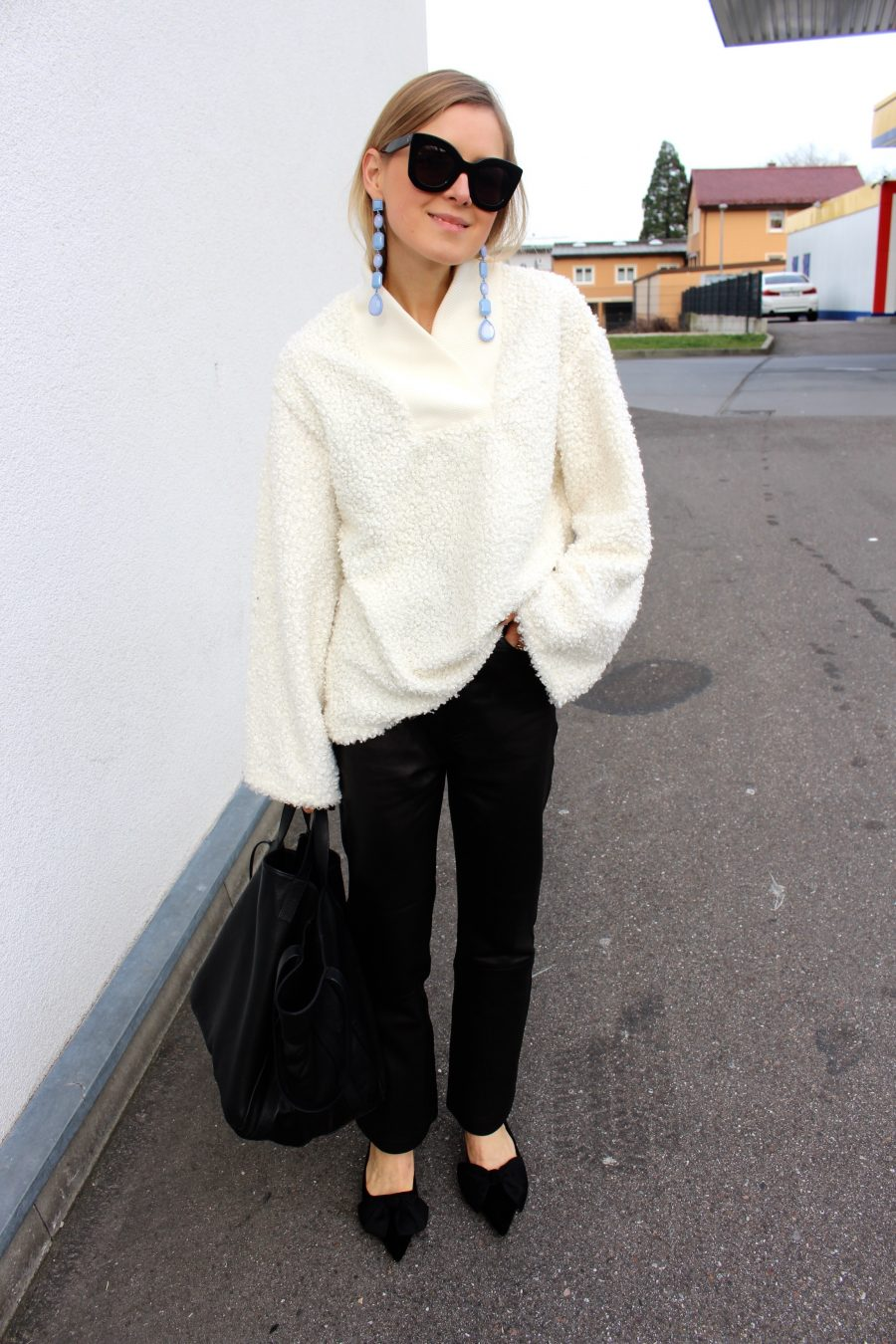 Leather pants H&M Trend