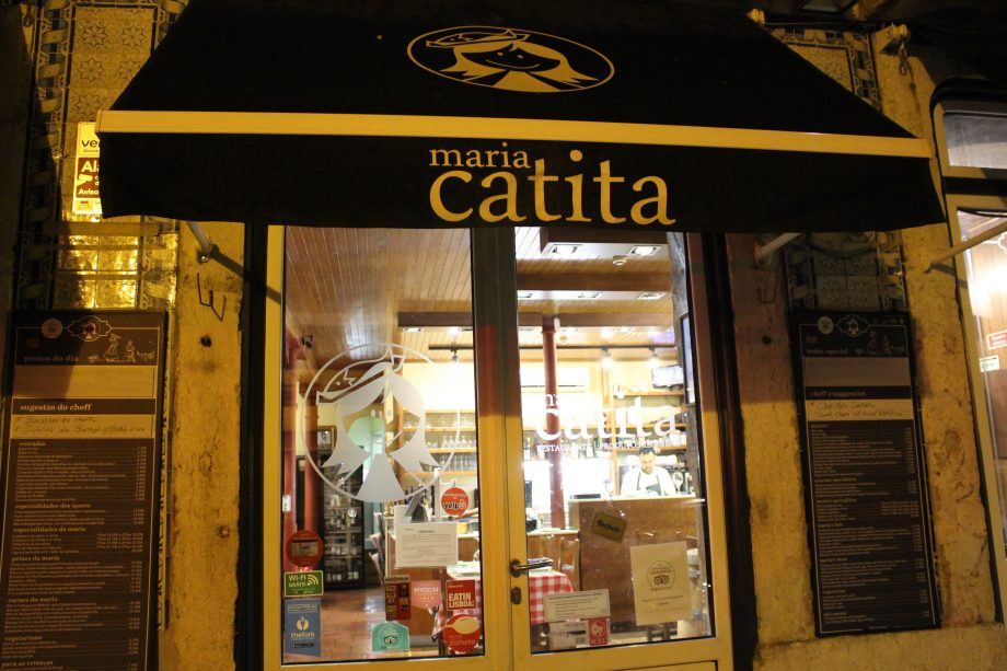 Maria Catita Lisboa |28.01.2018