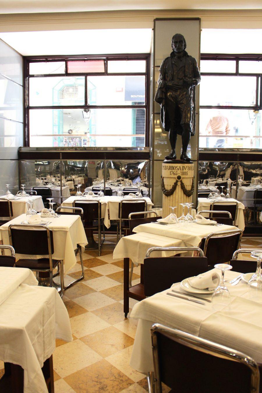 Lisbon Travel Guide Nicola Cafe