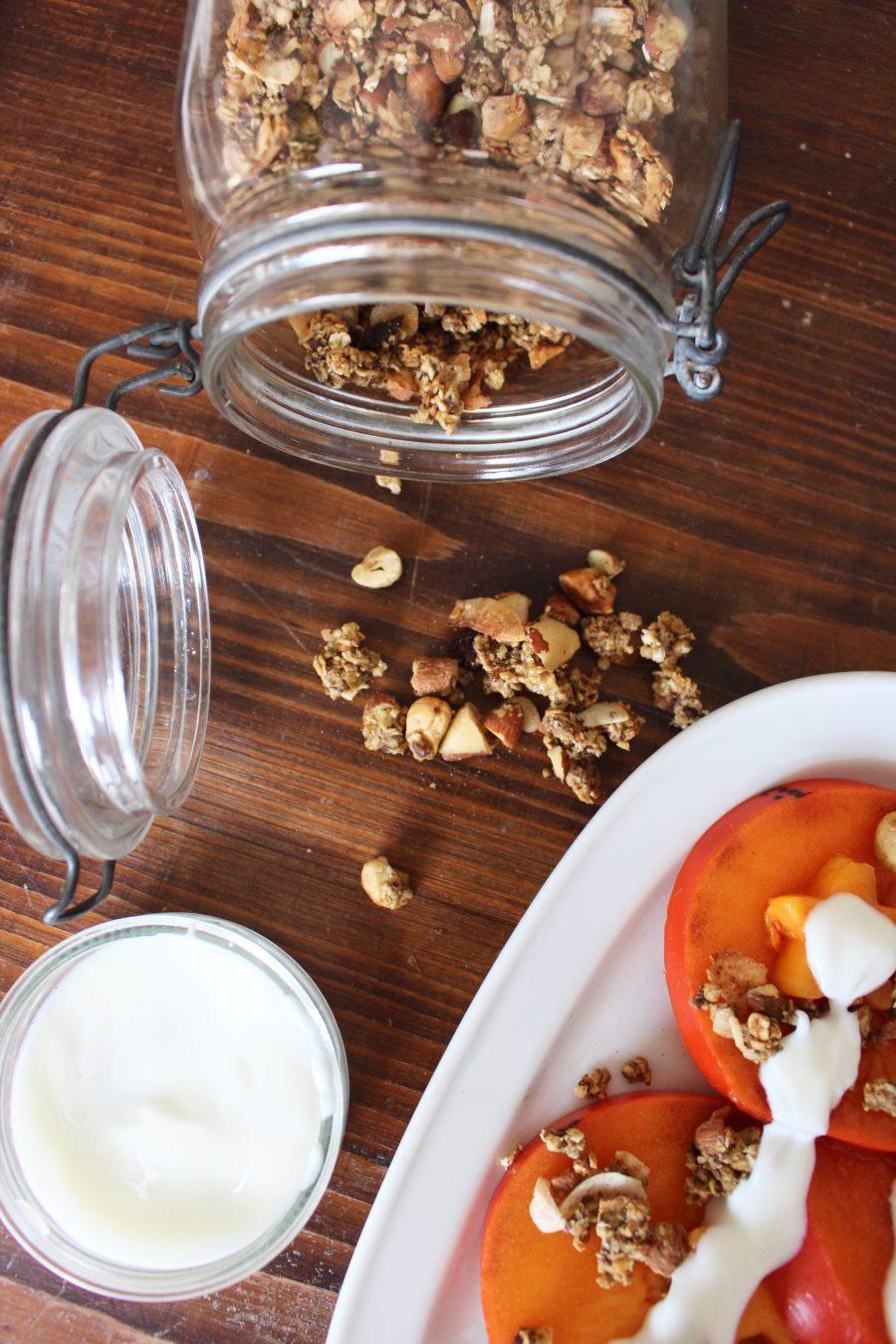 Simple Kaki Breakfast