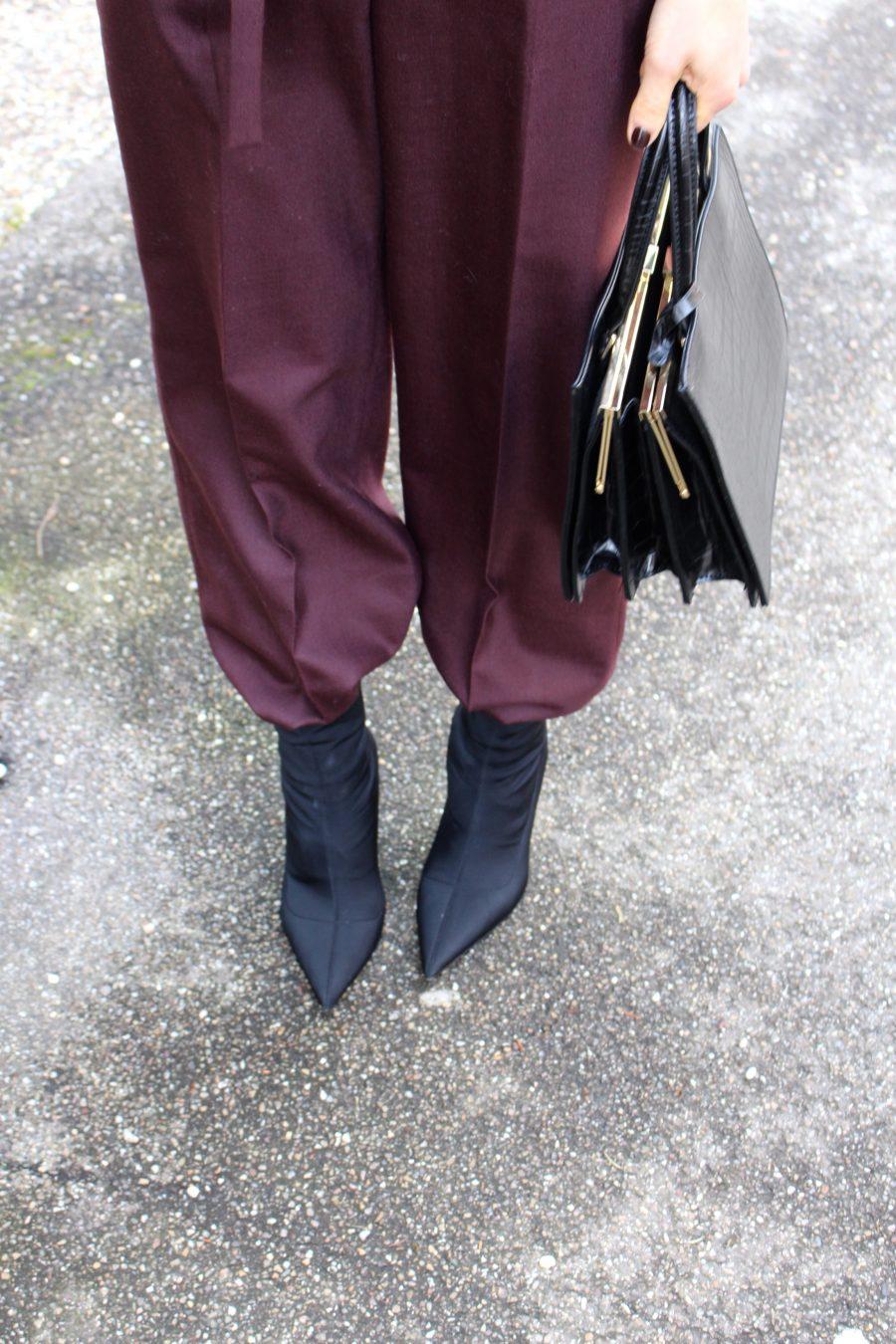 sock boots balenciaga