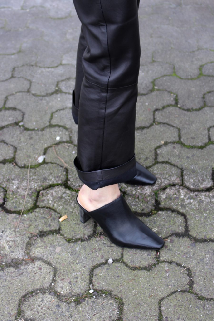 shoes céline black