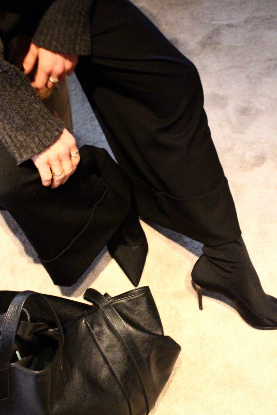 Balenciaga sockboots