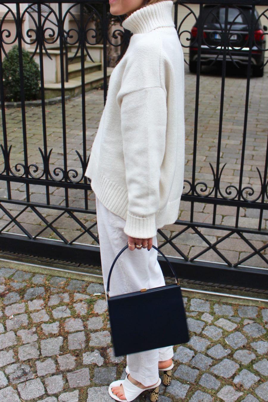 céline bag blue