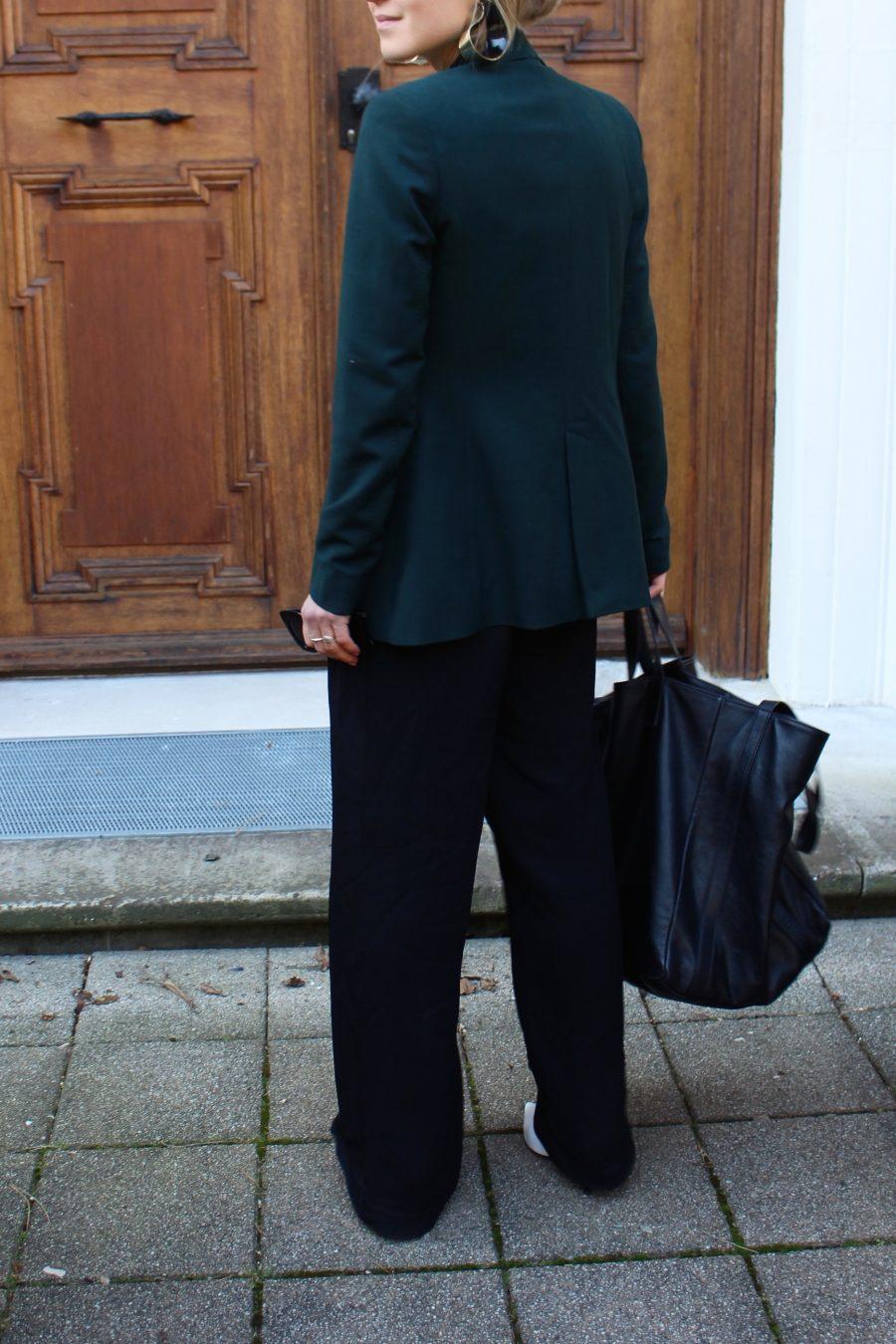Massimo Dutti Blazer oversized