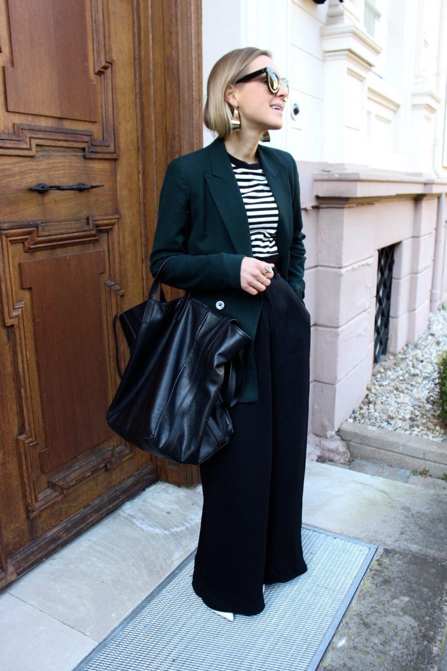 Streetstyle Fashion Blogger anna Borisovna