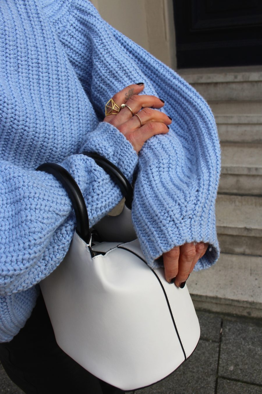 blue sweater other stories
