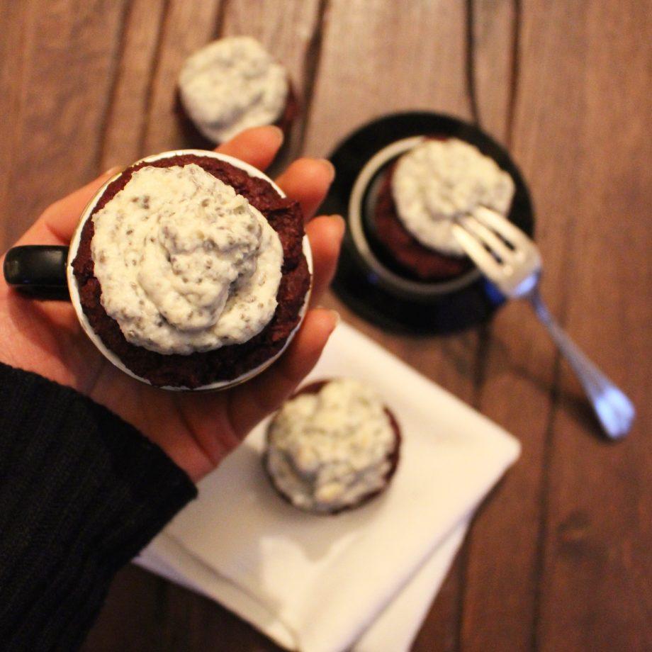 Rote Bete-Schoko-Cupcakes |07.03.2018