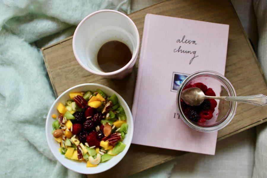 Bunte Frühstücks-Bowl
