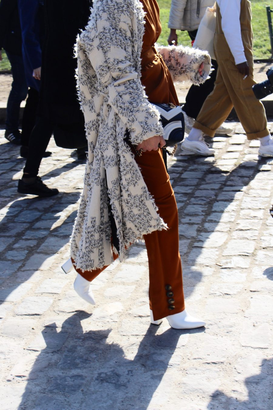 Street Style Paris Fashion Week 2018, day 5