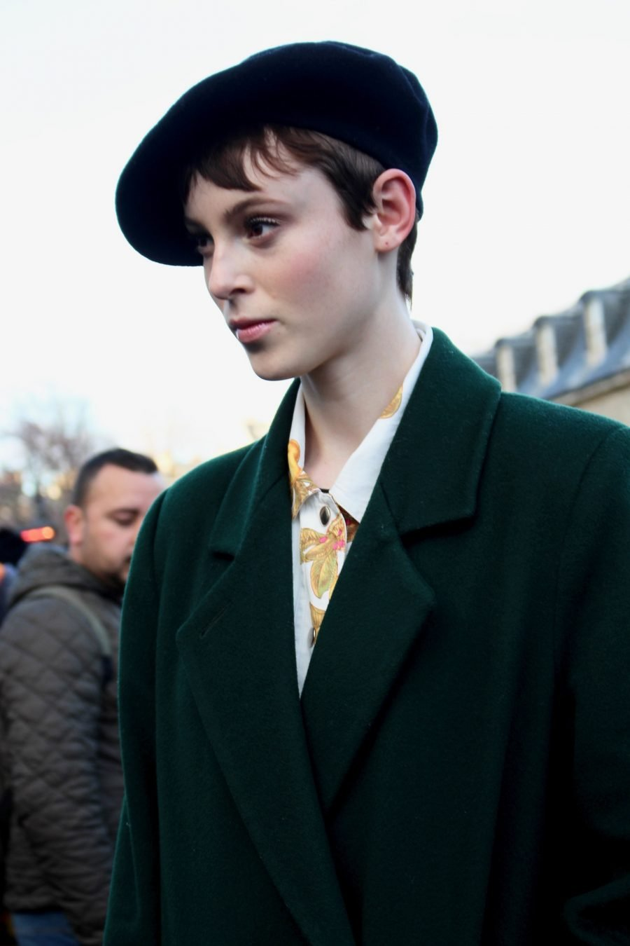 Street Style Paris Fashion Week FW18/19, Day 6