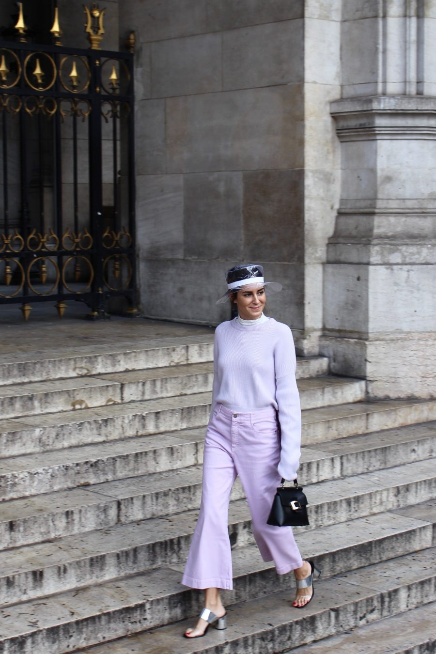 Street Style Paris Fashion Week FW18/19, Day 7