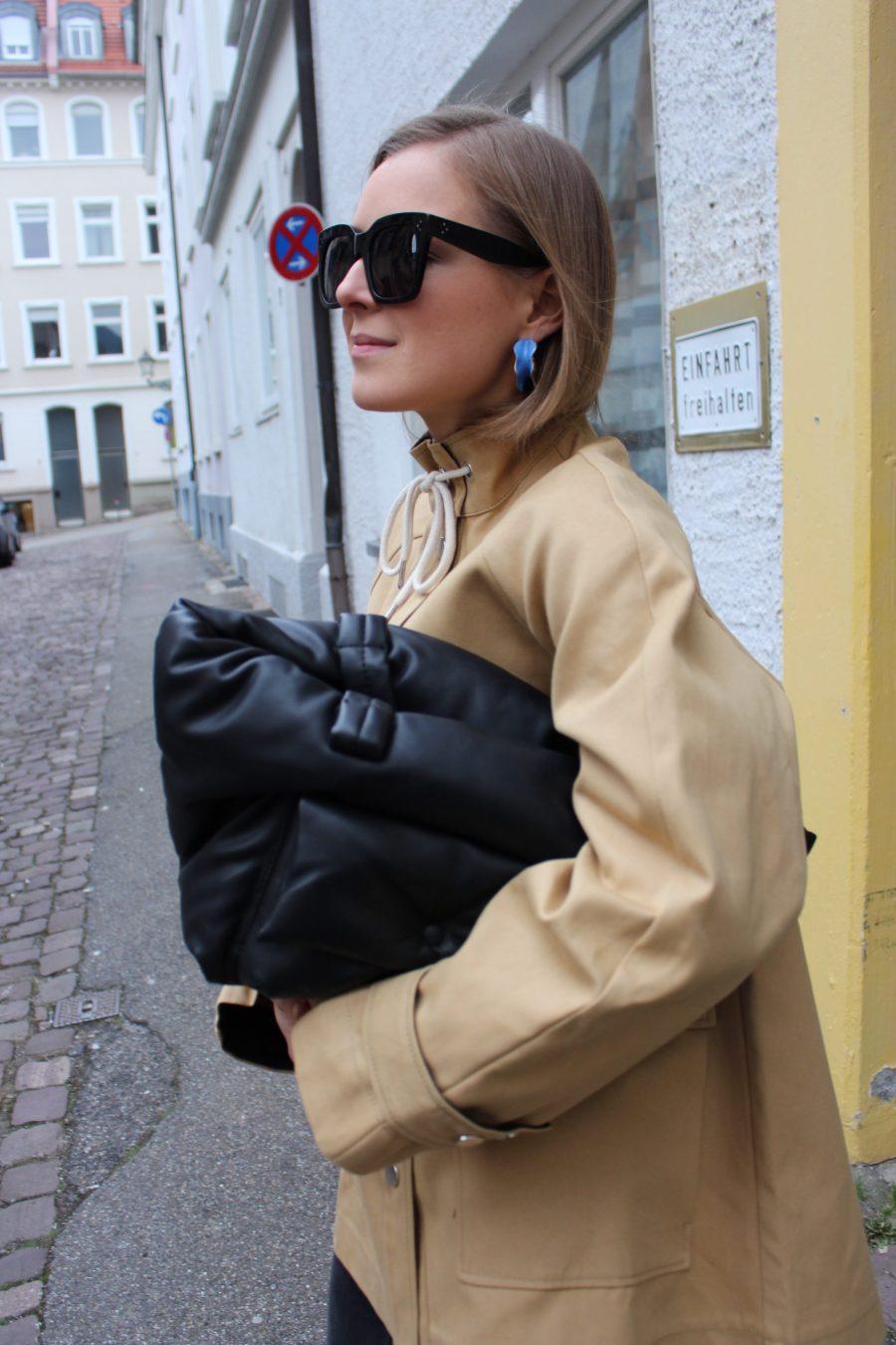 Céline sunglasses tilda black