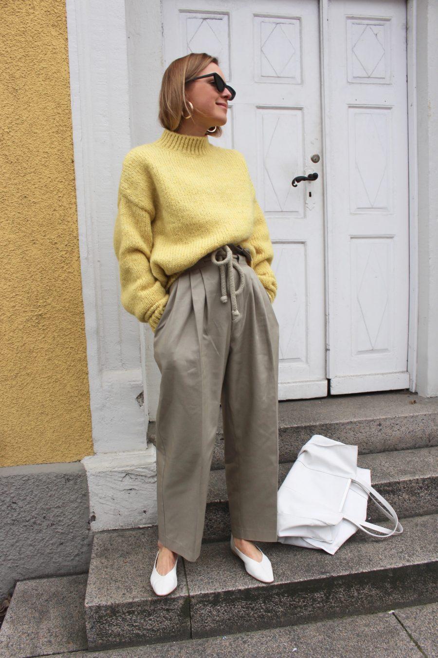 Khaki Pants summer 2018 H&M Trend
