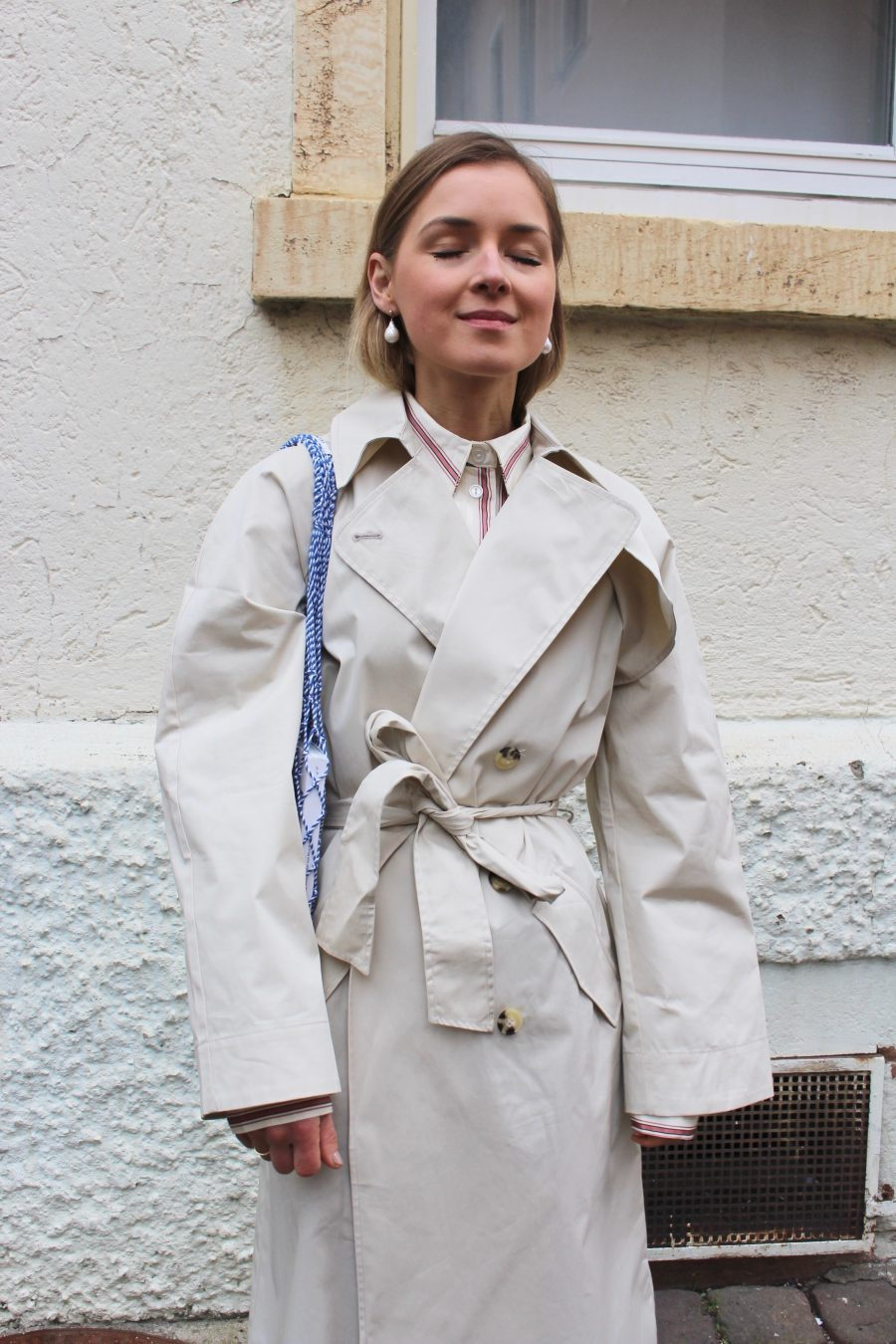 The Trenchcoat H&M Trend Collection