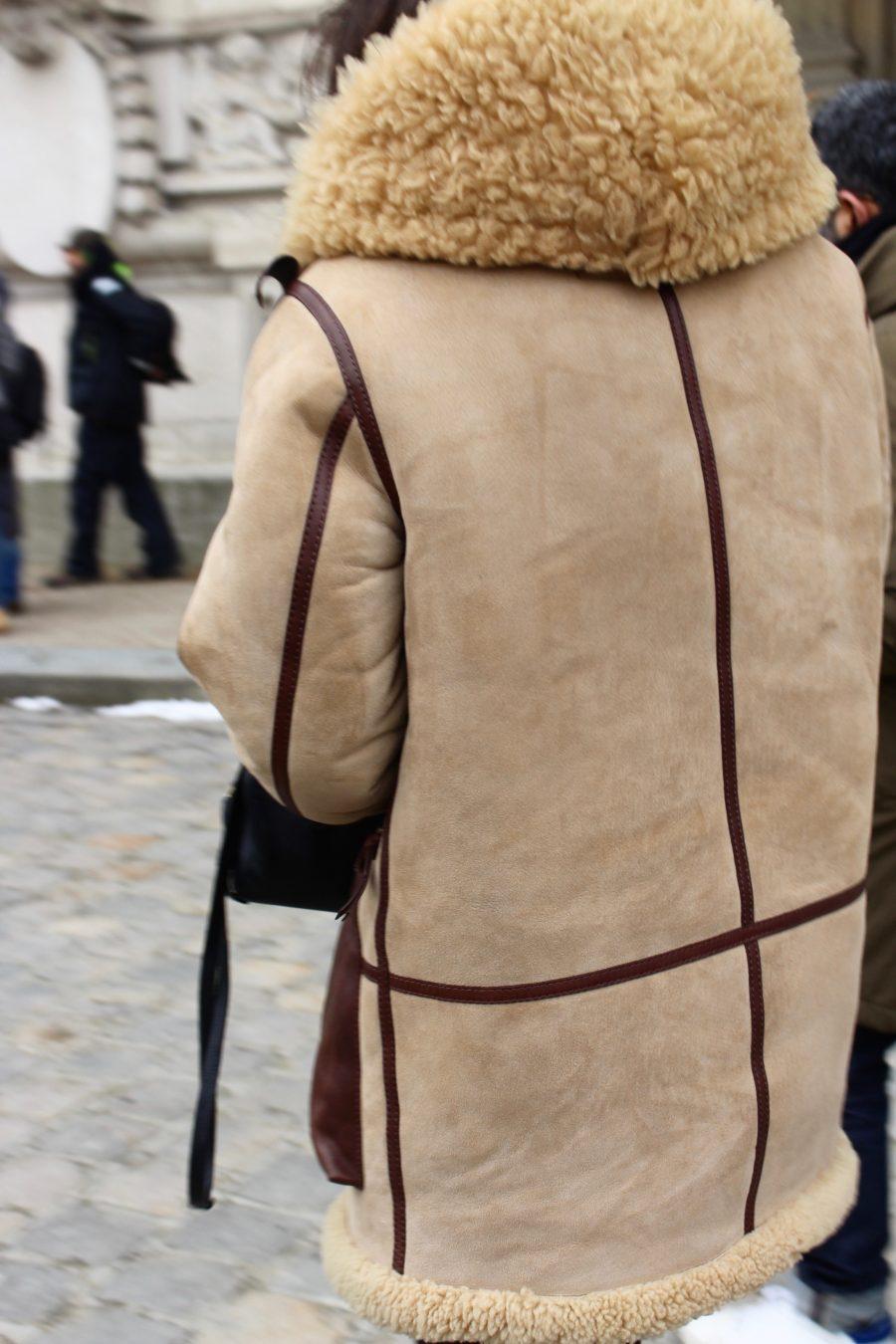 Street Style Paris Fashion Week FW18/19, Day 3