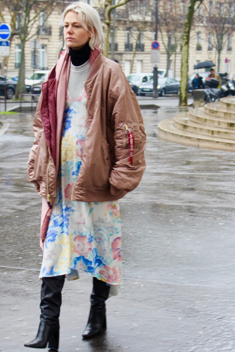 Street Style Paris Fashion Week FW18/19, Day 4