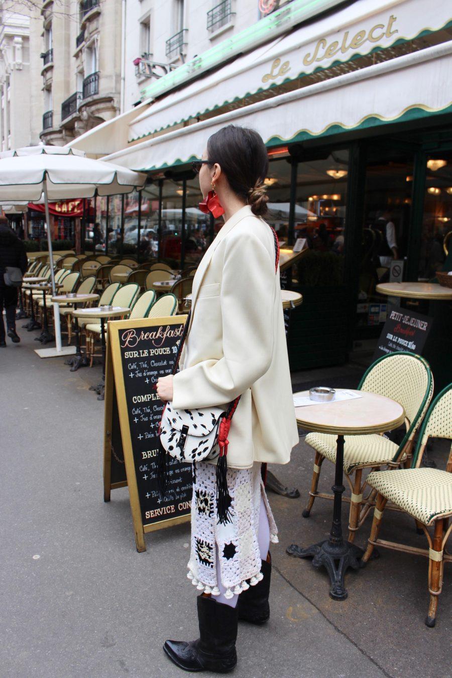 Street Style Paris Fashion Week 2018, day 5