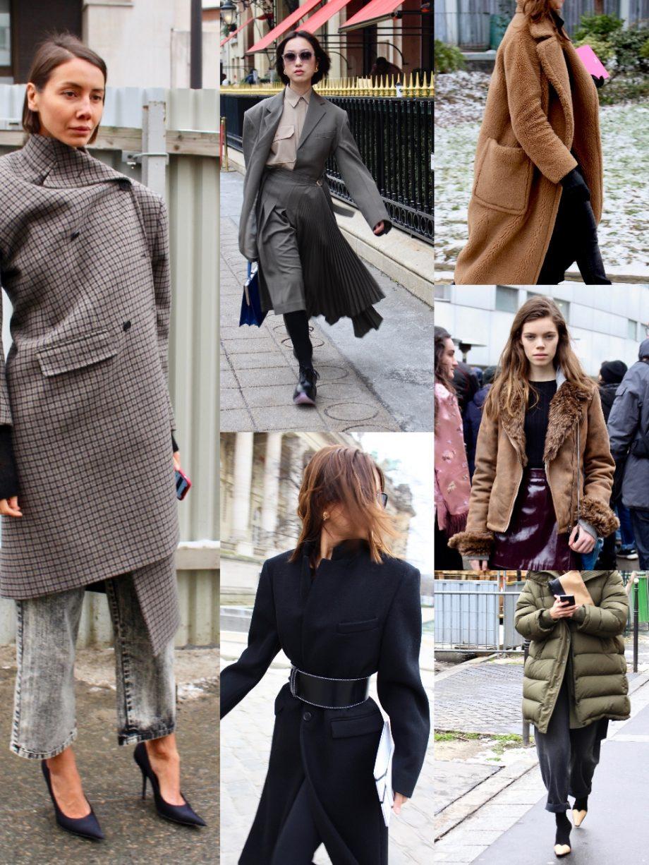 Street Style Paris Fashion Week FW18/19, Day 3 |10.03.2018