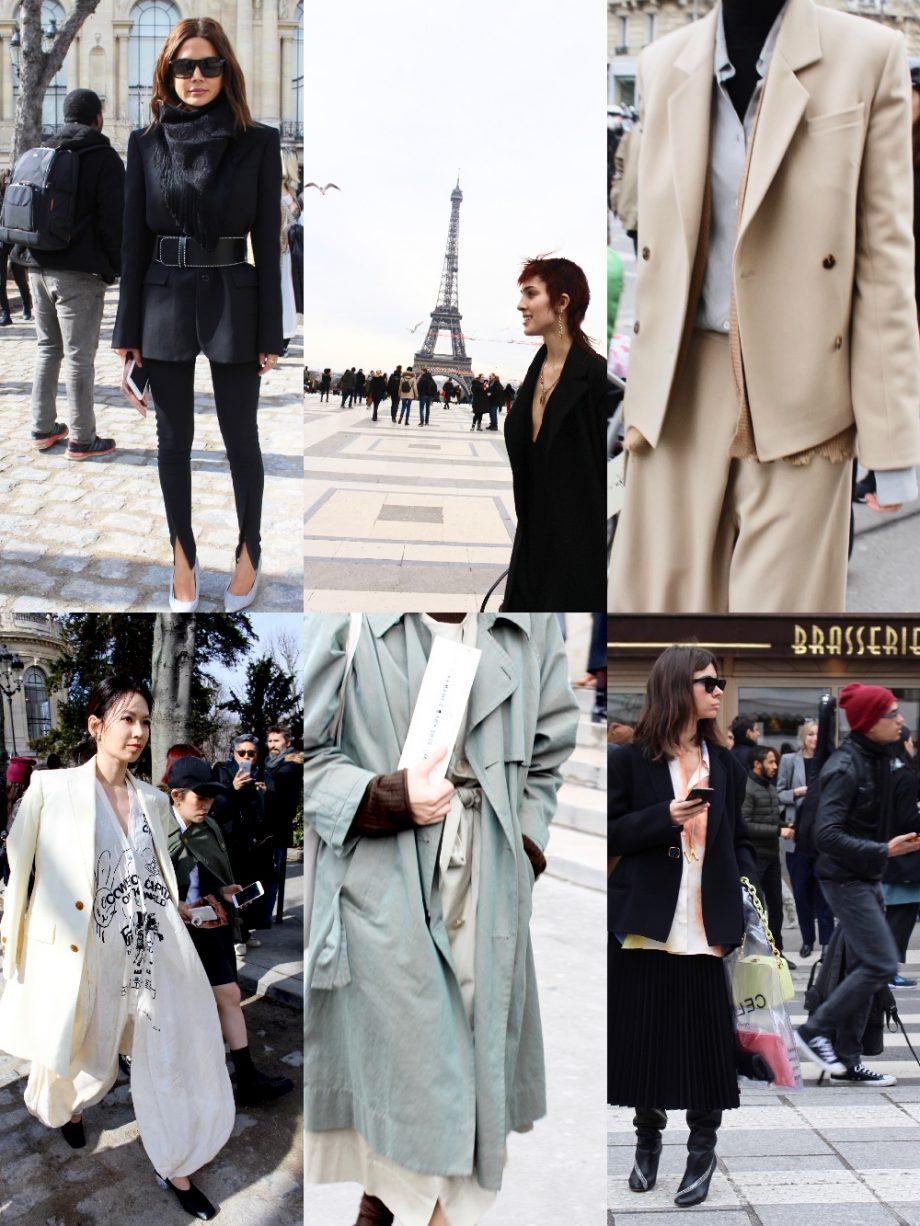 Street Style Paris Fashion Week FW18/19, Day 5 |12.03.2018