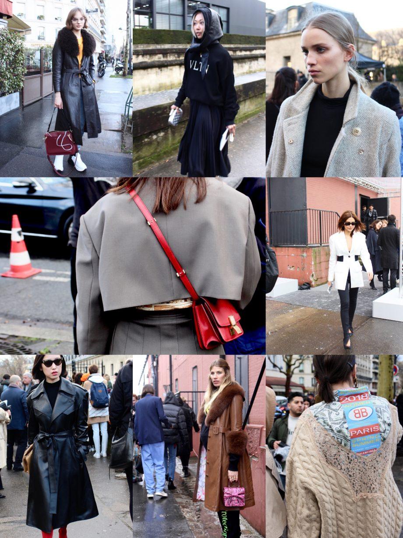 Street Style Paris Fashion Week FW18/19, Day 6 |18.03.2018