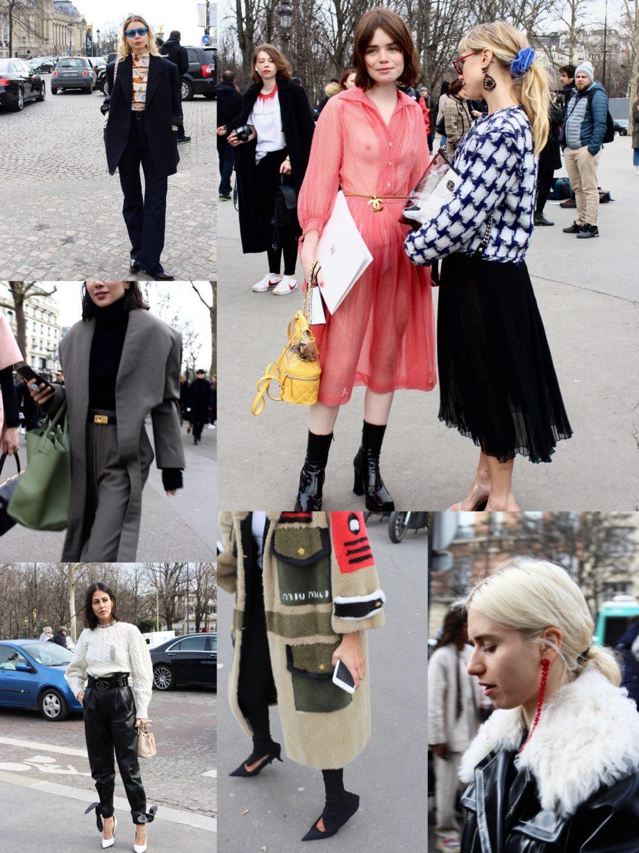 Street Style Paris Fashion Week FW18/19, Day 8 |27.03.2018