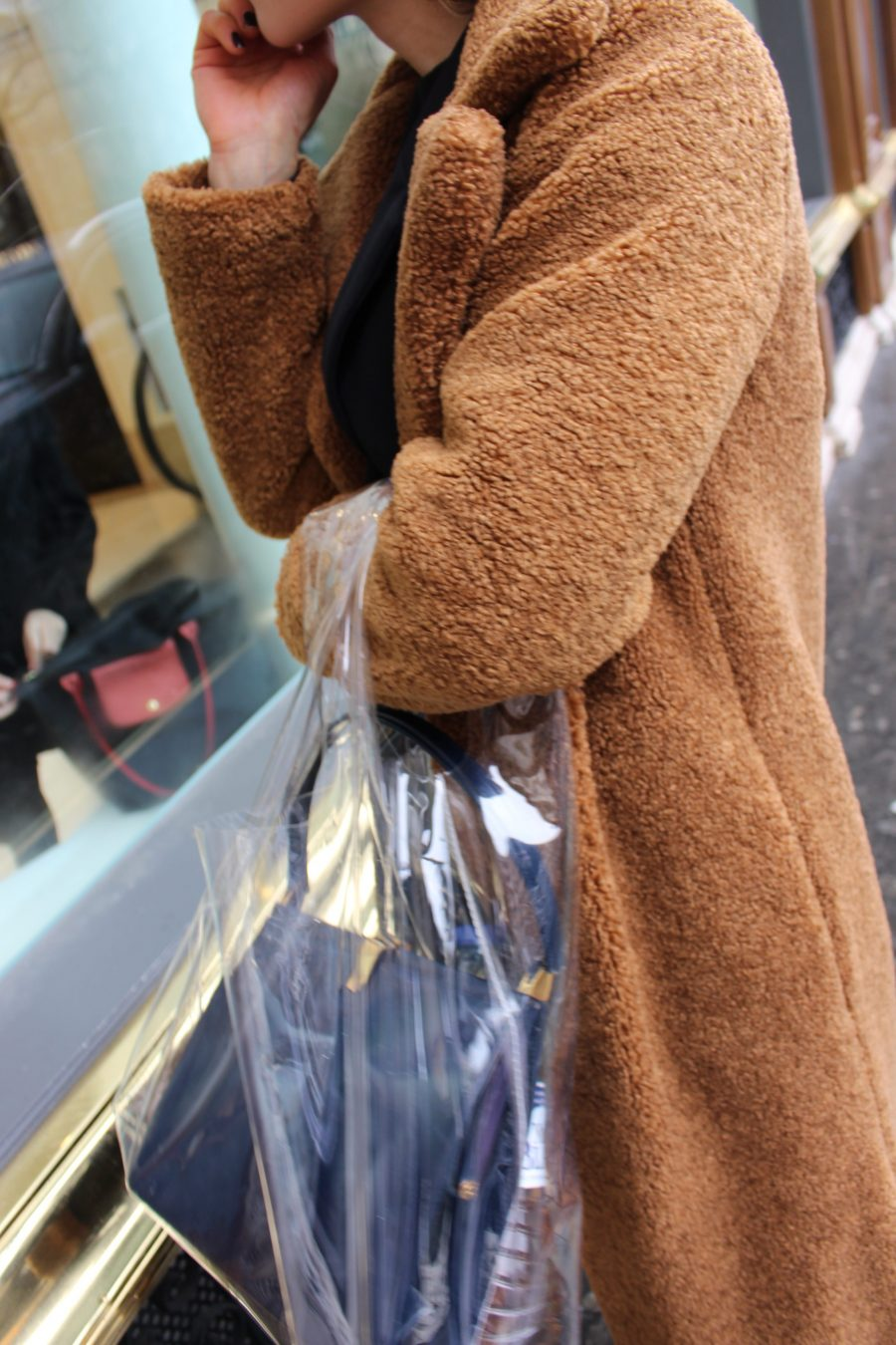 The Teddy Coat