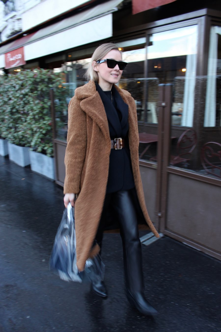 The Teddy Coat zara
