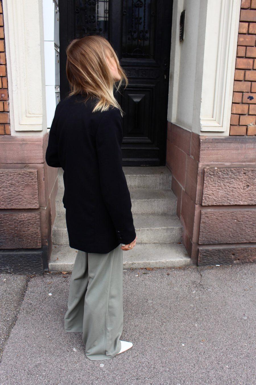 blazer H&M trend fashion blogger