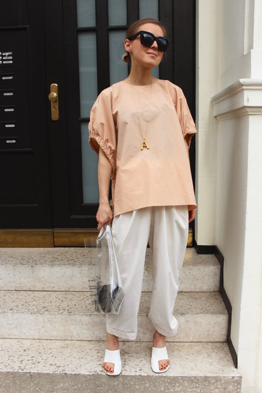 wide pants zara