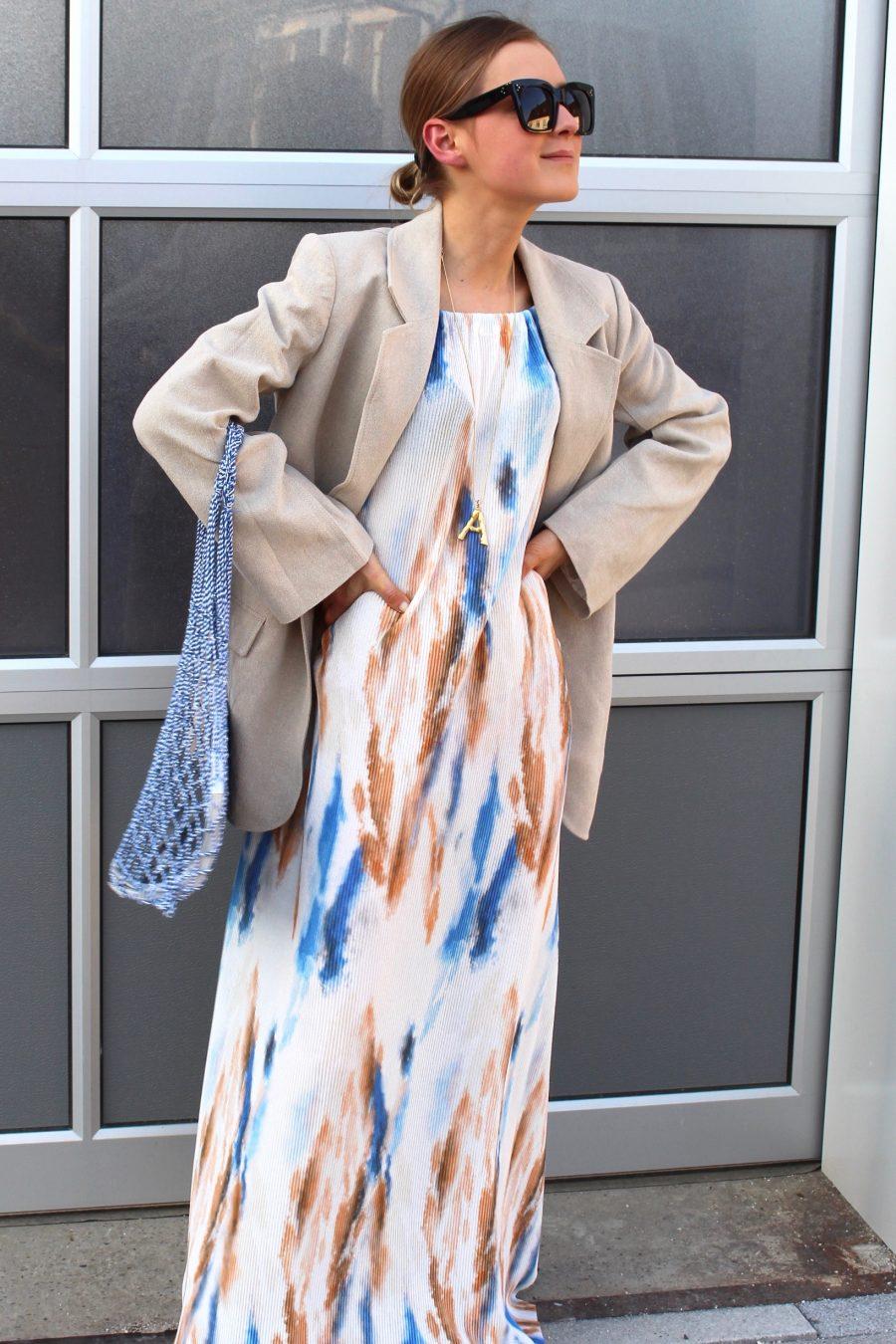 Céline it bag blue