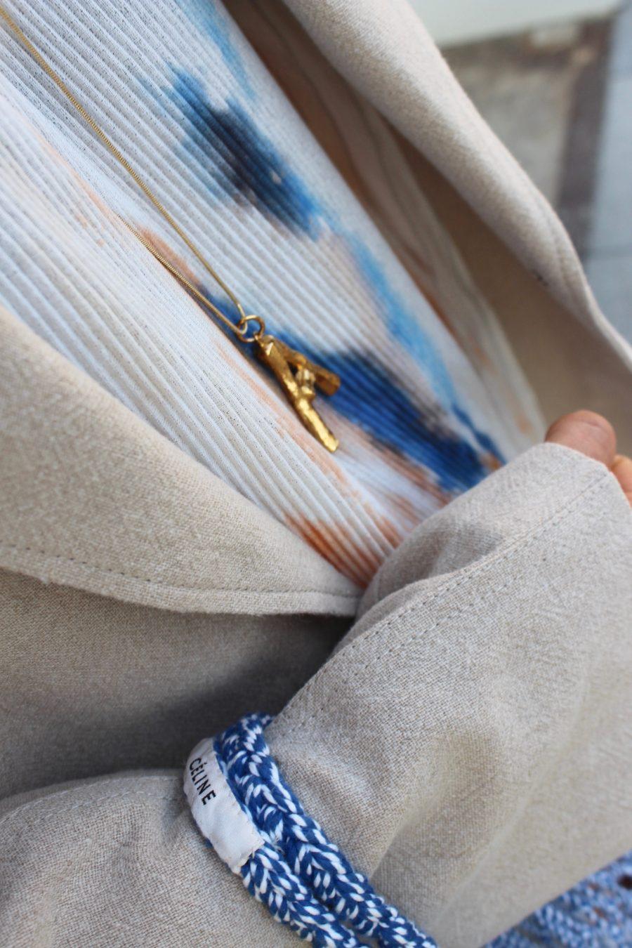 leinen blazer H&M trend