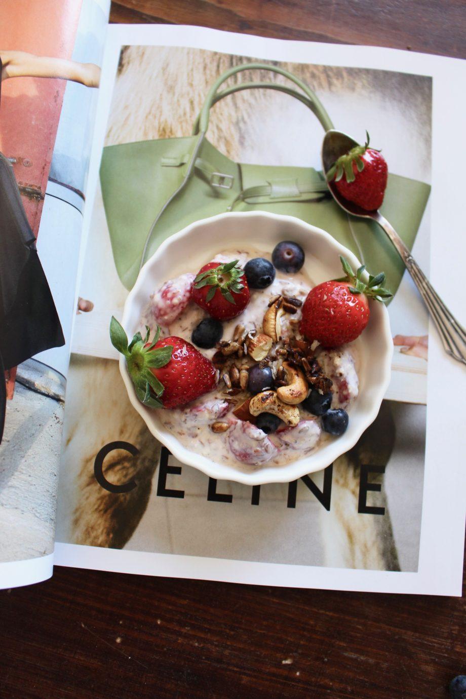 Strawberry Yogurt |24.04.2018