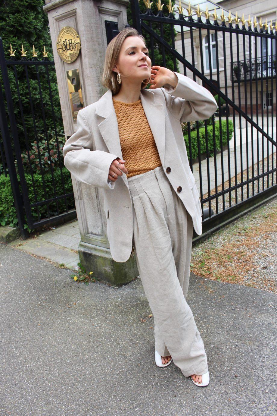 The Linen Suit |26.04.2018
