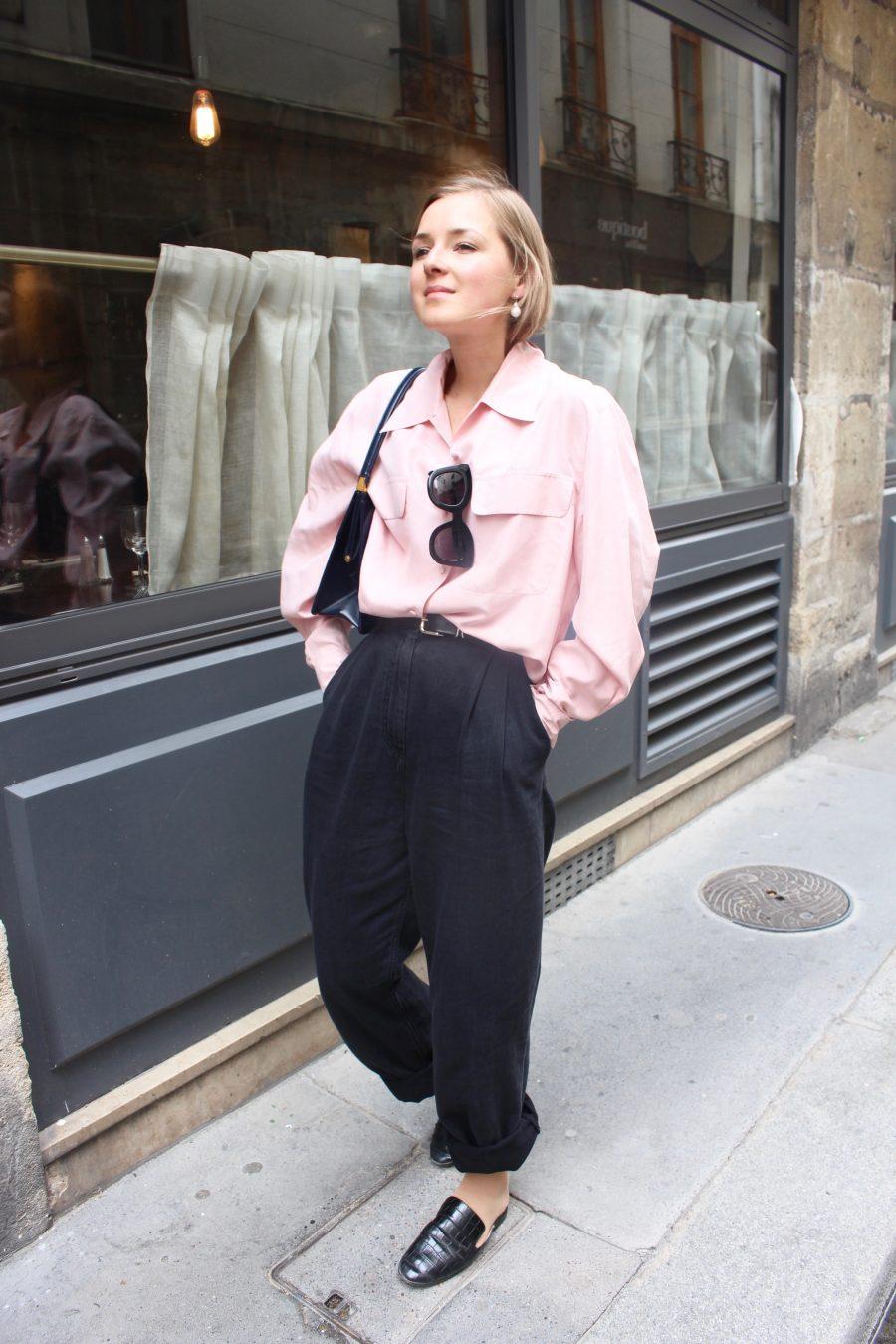 Céline sunglasse marta black
