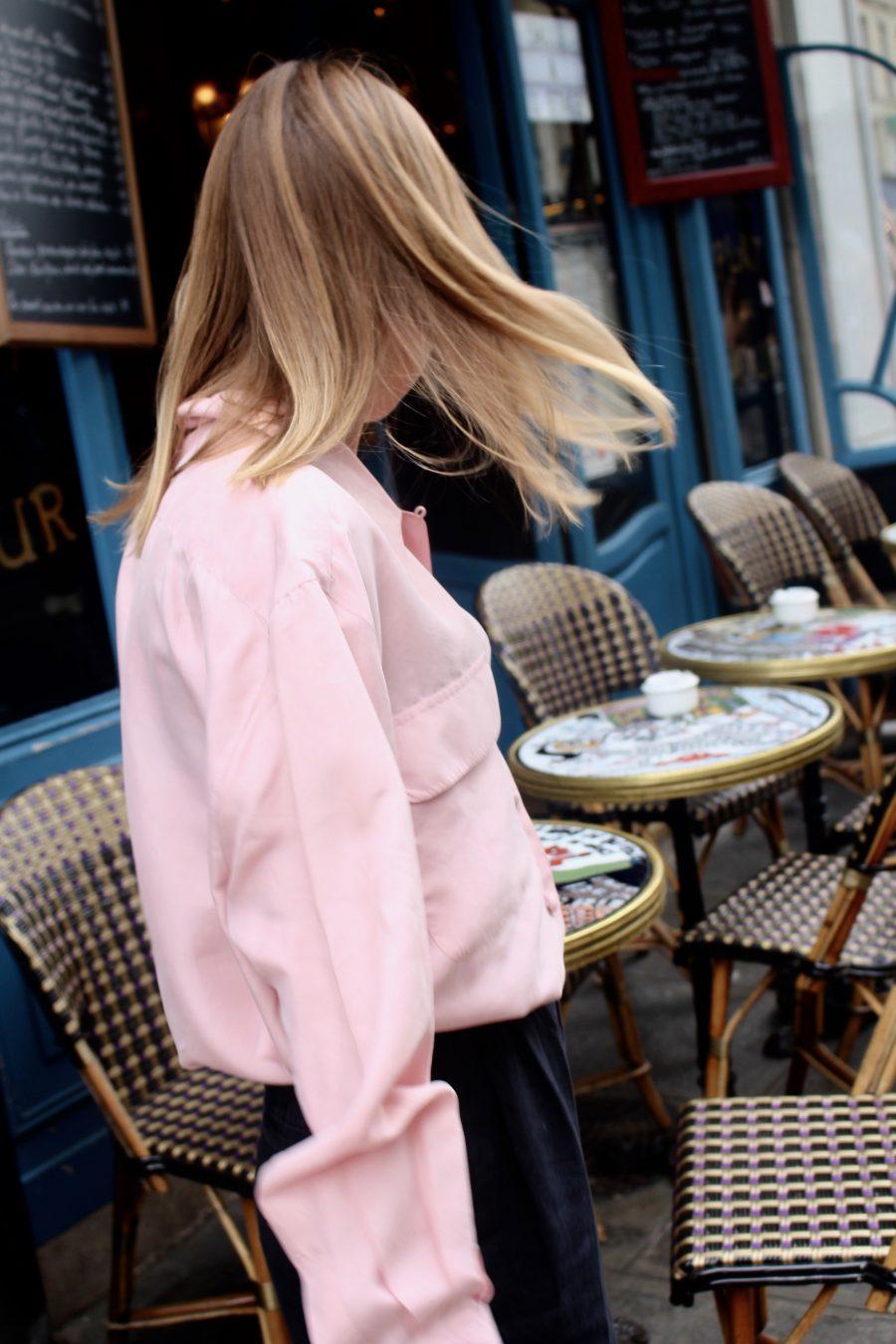 Fashion blogger street style
