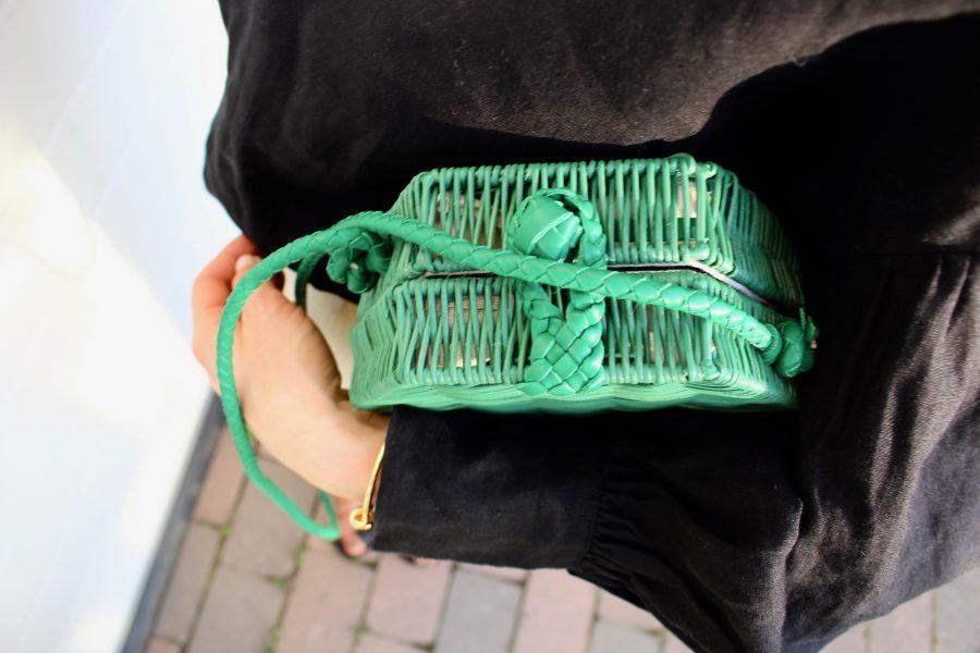 leinen hose H&M Trend
