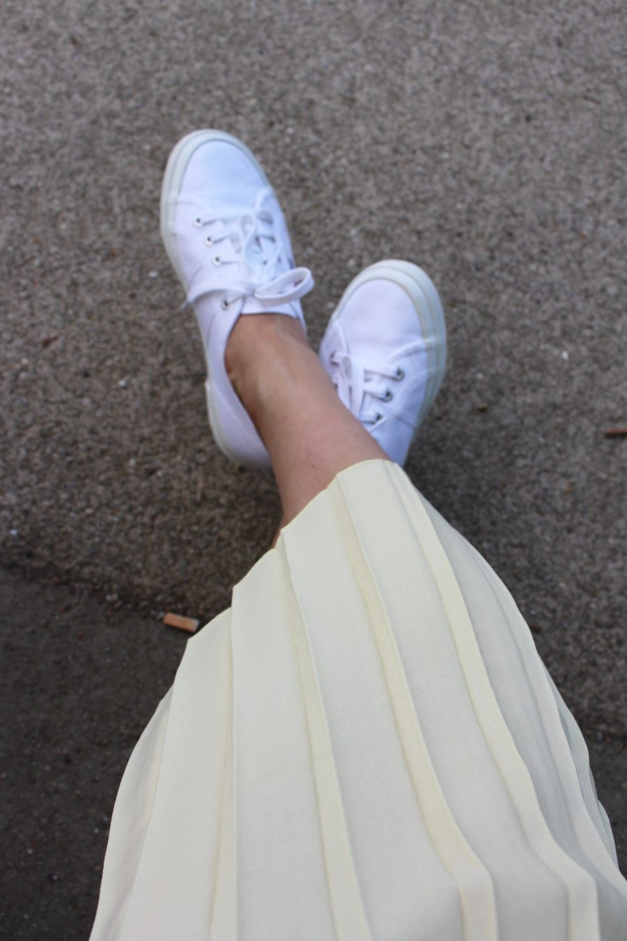 superga white shoes olsen style