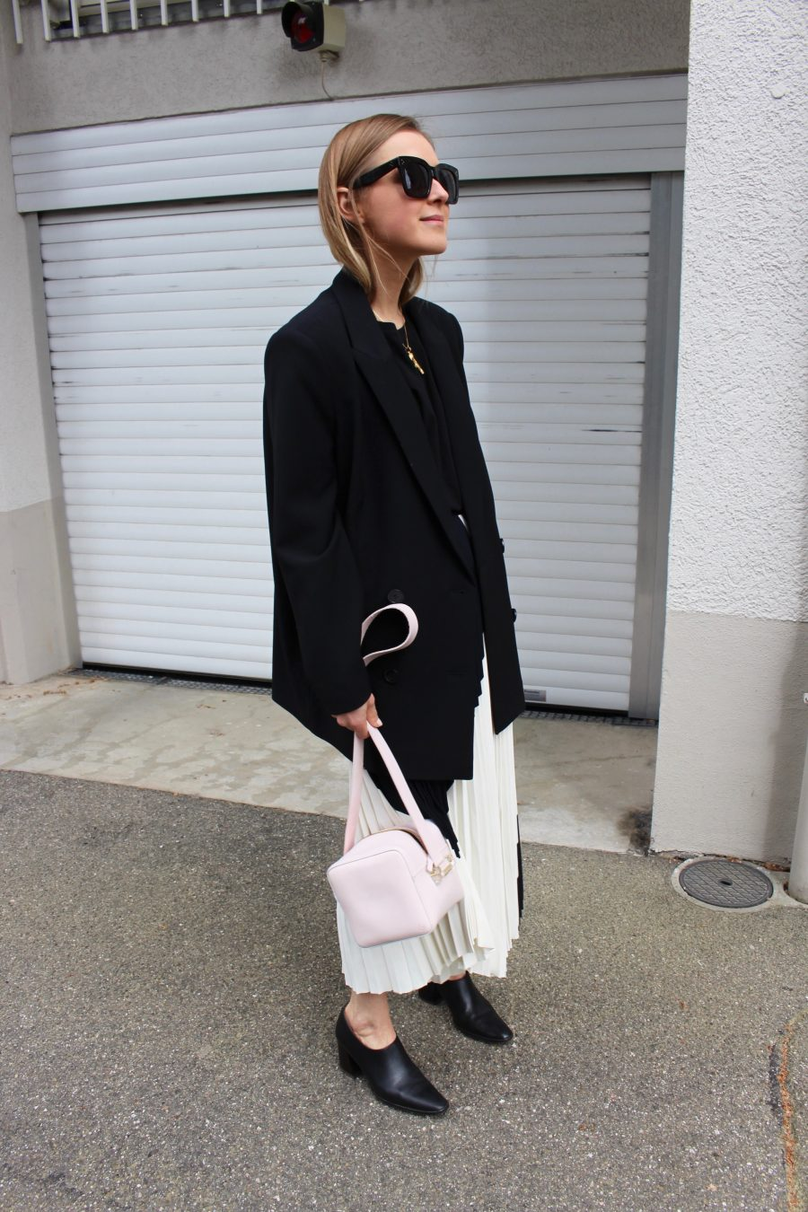 Blazer black other Stories oversized Look