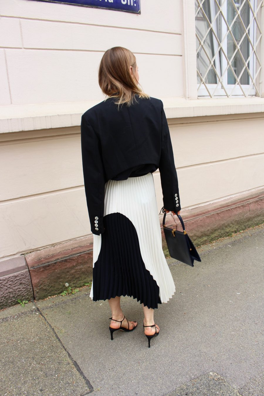 plated skirt H&M Trend