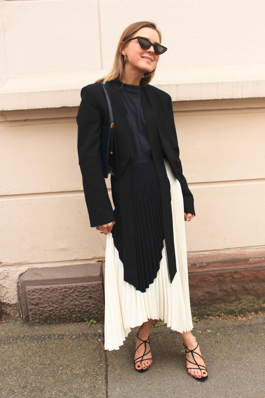 Pleated Skirt |07.05.2018