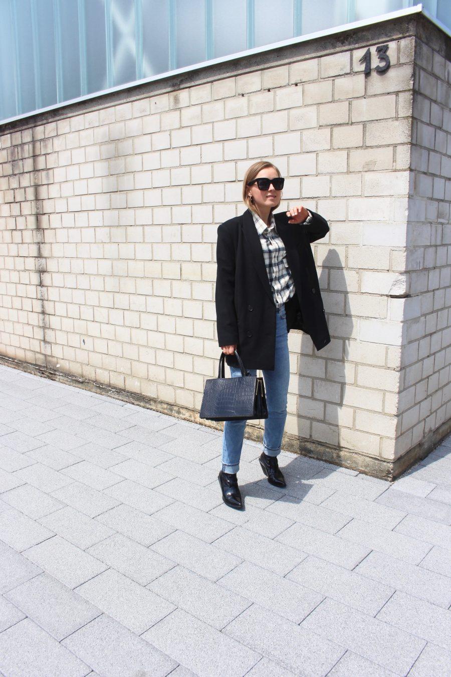 Black boots hm trend