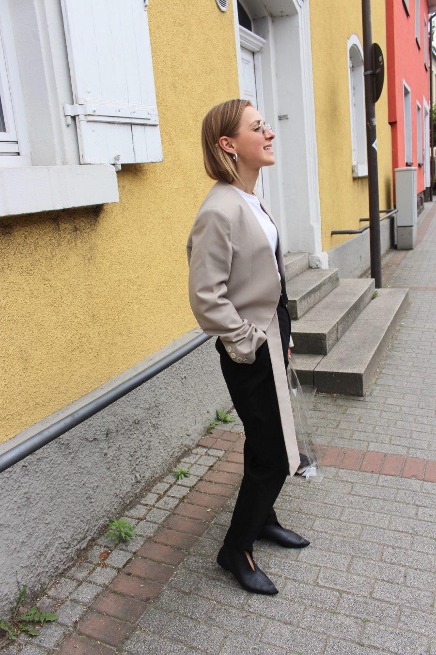zara women shoes black