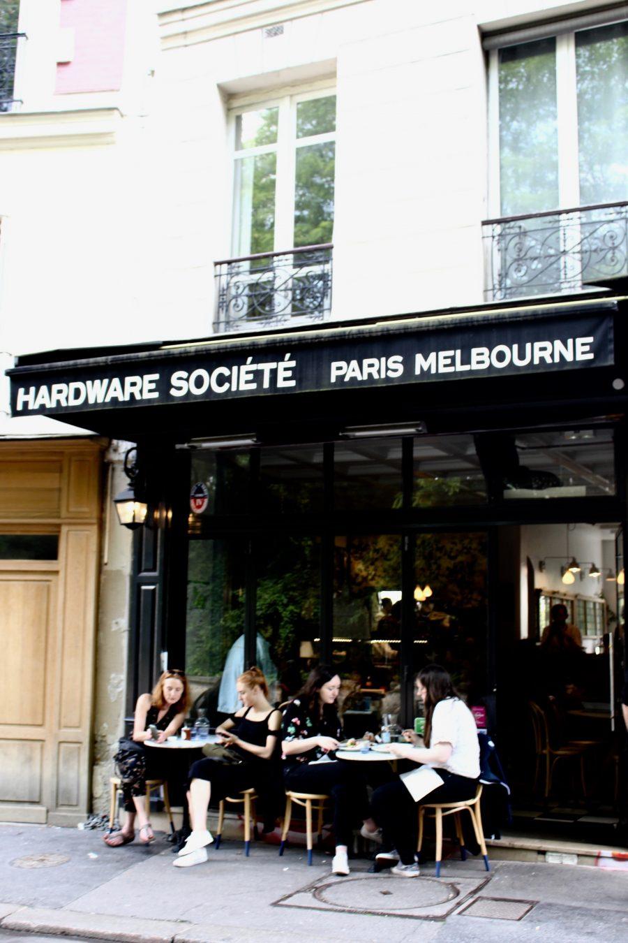 Hardware Société, Paris