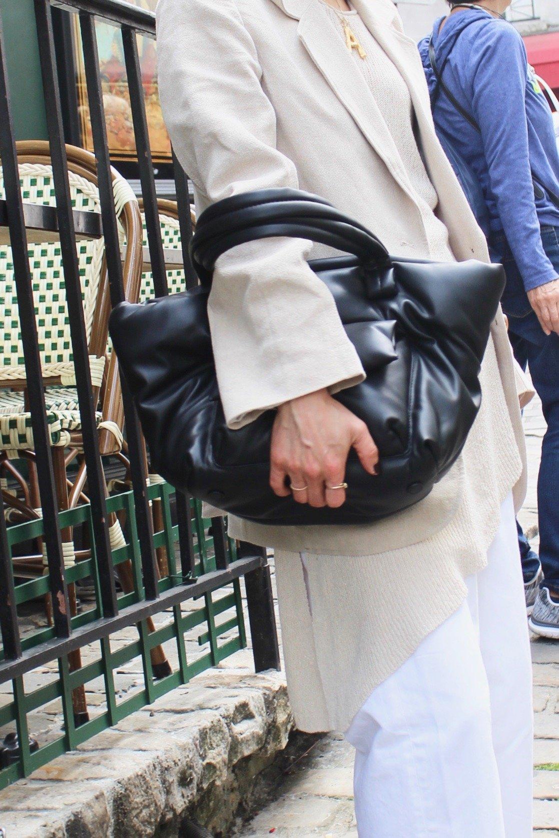 zara leather bag summer 2018