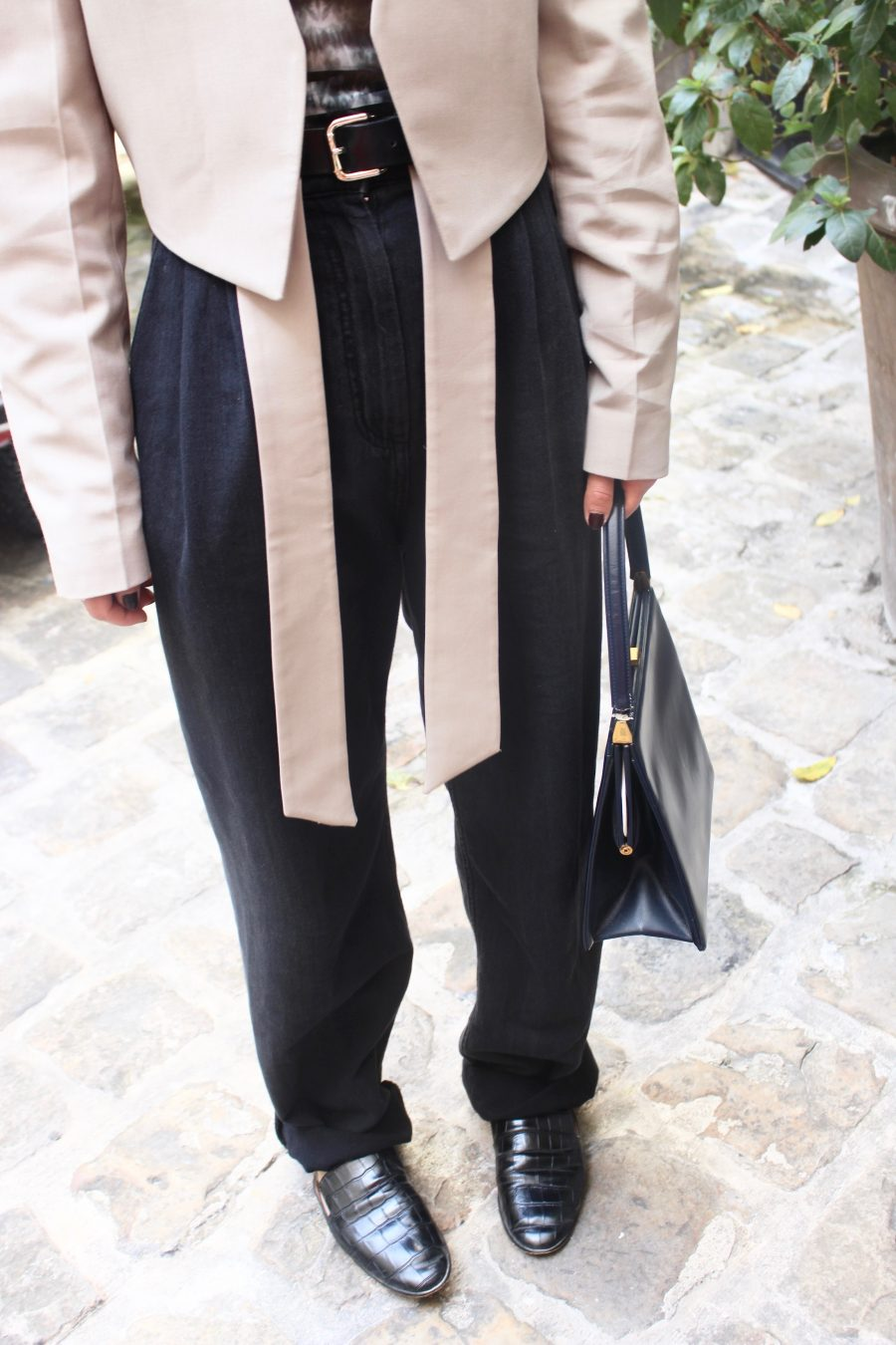 HM Trend Pants grey