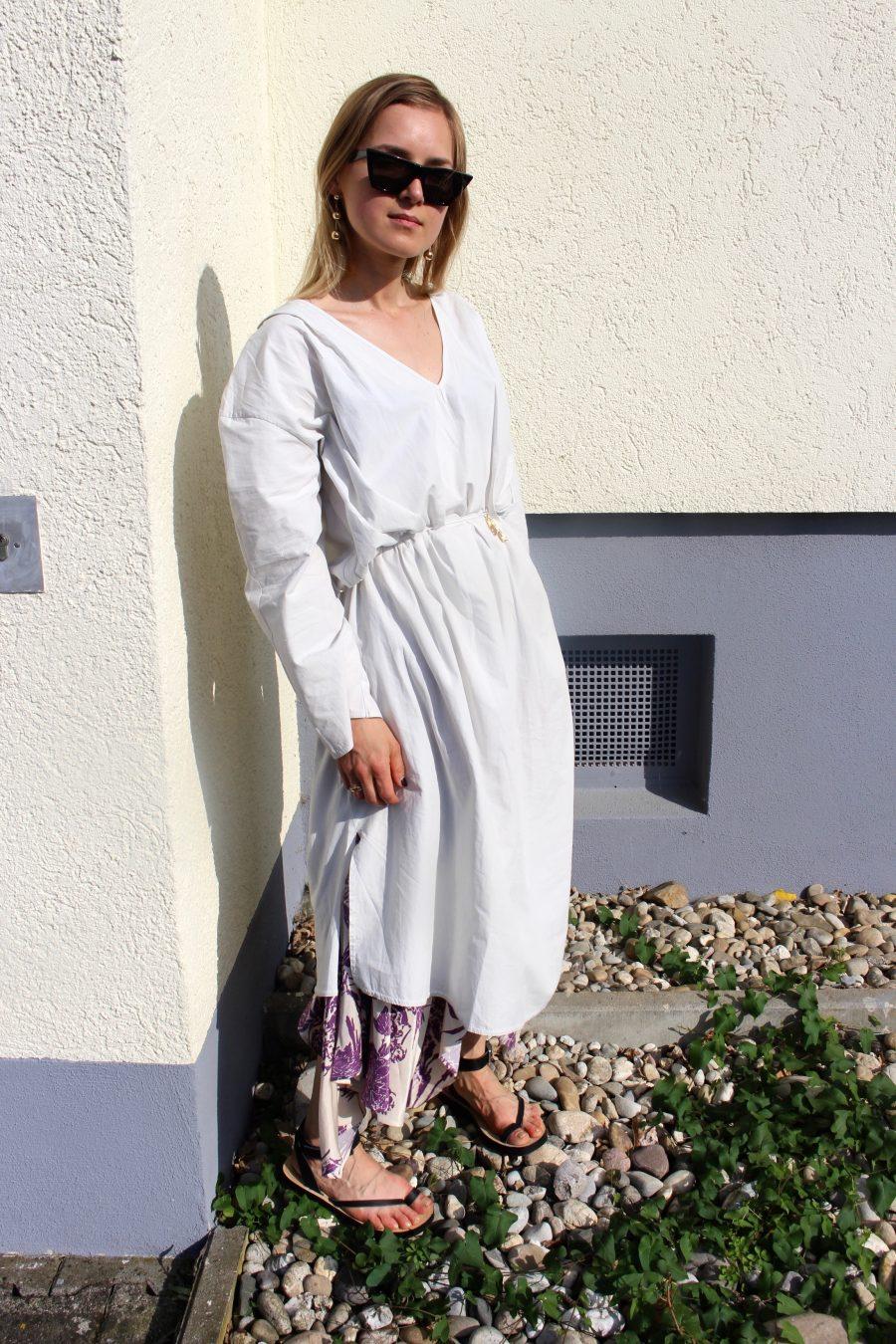 dress white summer 2018