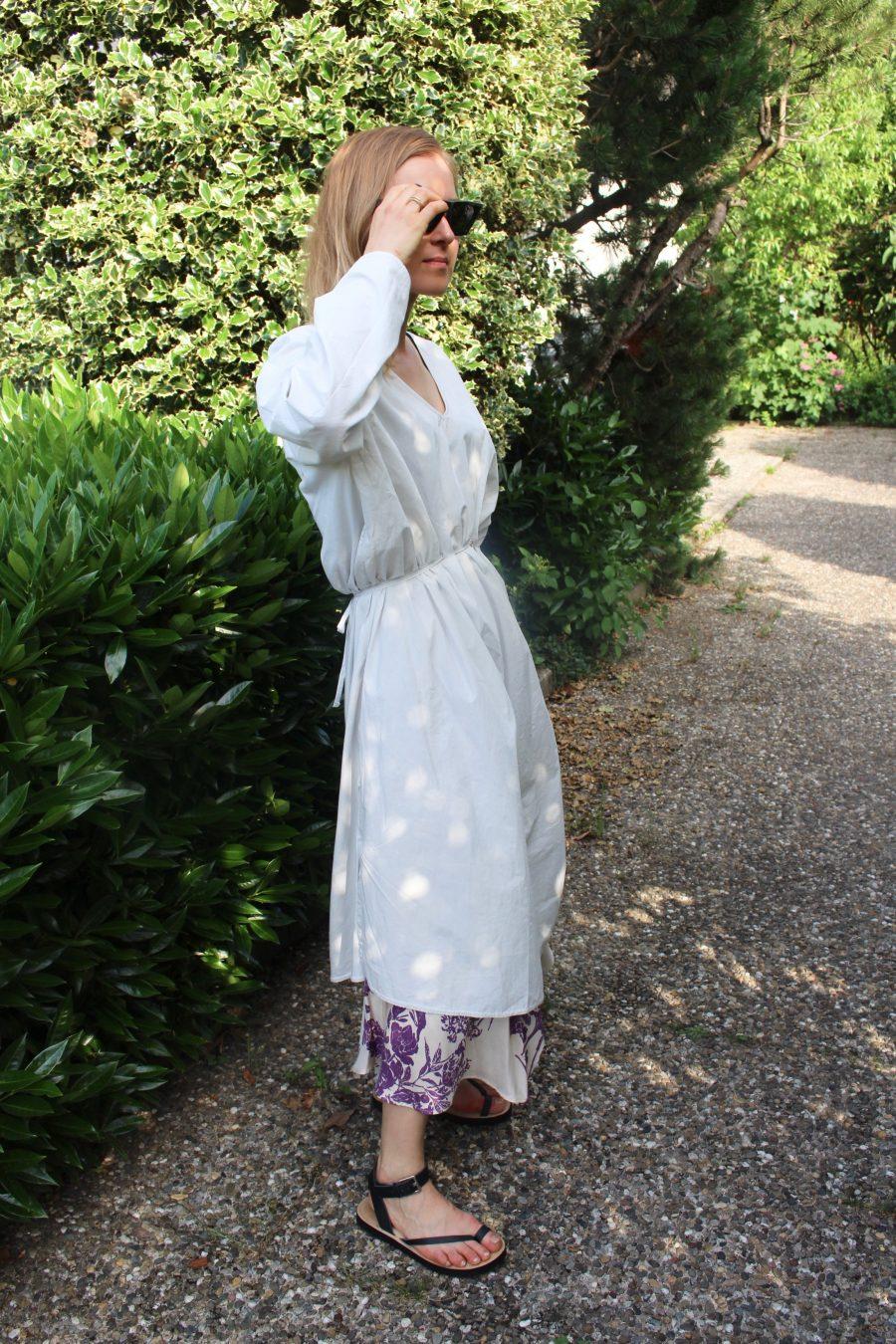 Dress Zara summer 2018